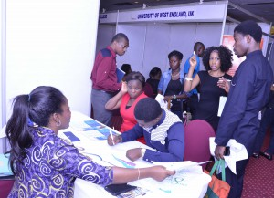 8TH HARVESTFIELDS INTERNATIONAL EDUCATION EXPO NIGERIA DAY 2_1