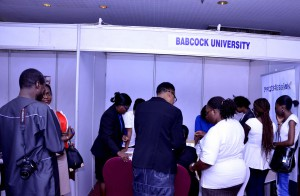 8TH HARVESTFIELDS INTERNATIONAL EDUCATION EXPO NIGERIA DAY 2_14