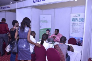 8TH HARVESTFIELDS INTERNATIONAL EDUCATION EXPO NIGERIA DAY 2_3